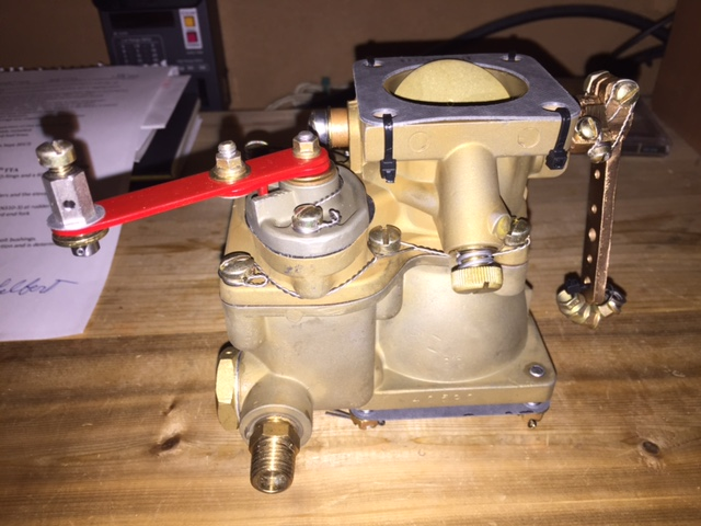 Ercoupe Owners Club - Tale of 2 carburetors - Ercoupe Owners
